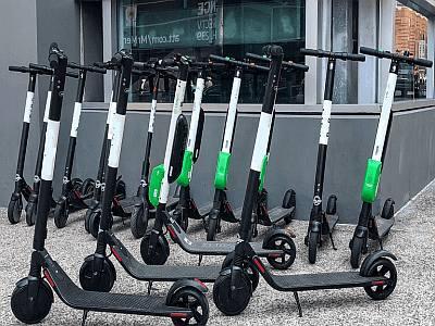 Carabanchel dispondrá de 705 patinetes eléctricos compartidos - Carabanchel.net