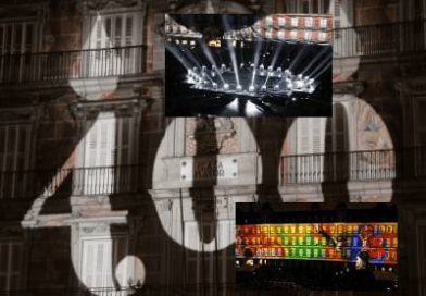 El IV Centenario de la Plaza Mayor se despedirá con un espectacular video mapping