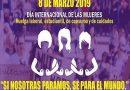 #8M Huelga Feminista Carabanchel Madrid Eventos