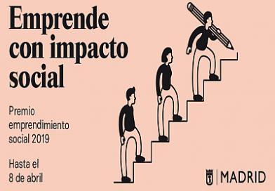 Premios de Emprendimiento Social 'MAD+2019'