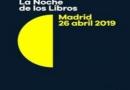 La Noche de los Libros 2019
