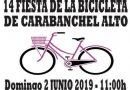 14ª Fiesta de la bicicleta de Carabanchel Alto