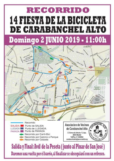14fiesta-bicicleta-carabanchel-alto-recorrido