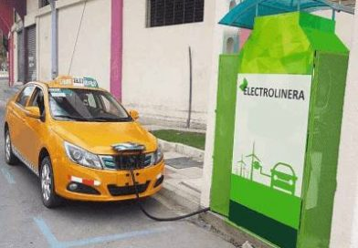 Nueva electrolinera en el PAU Carabanchel