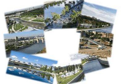 Parque Madrid Río, Parque Lineal y Río Manzanares, entre las últimas inversiones del Ayuntamiento