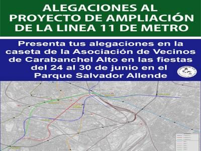 alegaciones-a-la-ampliacion-de-la-linea-11-de-metro