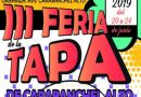 III Feria de la Tapa de Carabanchel Alto