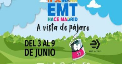 IV Semana 'EMT Hace Madrid'