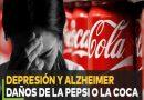Los refrescos de cola pueden causar: Alzheimer, diabetes, depresión, caries…