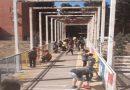 Restauración del puente de la Pava en San Isidro