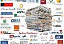 Hasta donde llega la presión de los bancos sobre los medios?