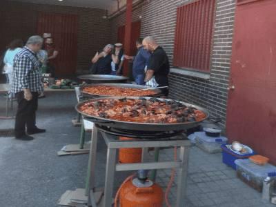 Fiesta popular en Pan Bendito