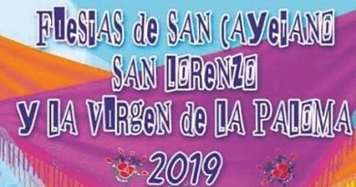 FiestasSanCayetanoSanLorenzoVirgenLaPaloma