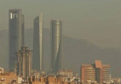 La contaminación aumenta la mortalidad a corto plazo en Madrid, según un macroestudio