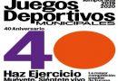 40 Juegos Deportivos Municipales 2019/2020