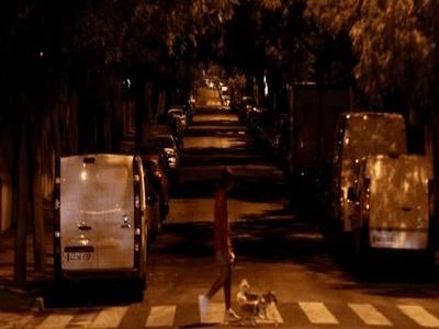 calle noche