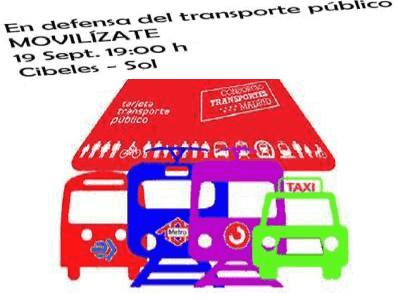 defensa transporte publico