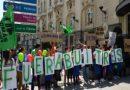 Decenas de familias de Carabanchel, Torrejón, Vallecas, Tres Cantos y Getafe  unidas contra Blackstone