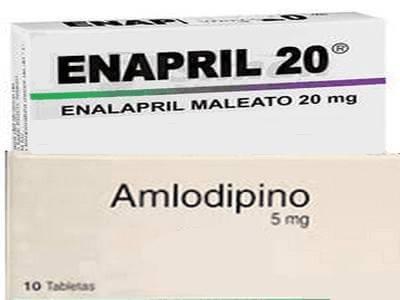 Enalapril side effects in men