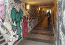 La mayoría de los últimos pasos subterráneos que quedan en Madrid, están en el Paseo de Extremadura en la A5