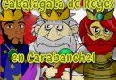 Cabalgata de Reyes Magos en Carabanchel