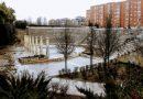 En el Parque de la Peseta estas Navidades, pista de hielo, exhibiciones y espectáculos de patinaje y actividades infantiles