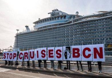 Crecen los impactos socioambientales y la contaminación del turismo de cruceros