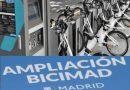 BiciMAD llega a Carabanchel