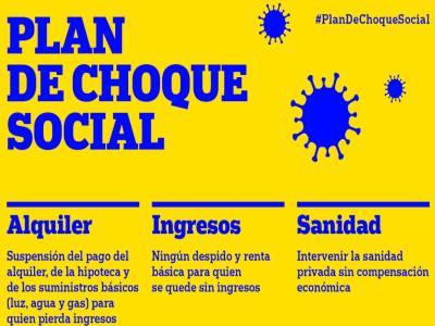 #PlandeChoqueSocial