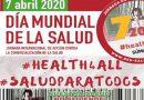 """""""Salud para todos"""": Participa desde casa en la movilización europea en defensa de la sanidad pública, el día 7 de Abril"""