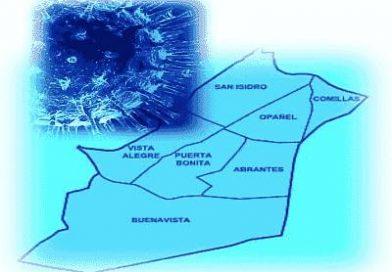 Carabanchel entre los distritos con más volumen total de casos del covid-19