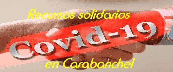 Recursos Solidarios en Carabanchel
