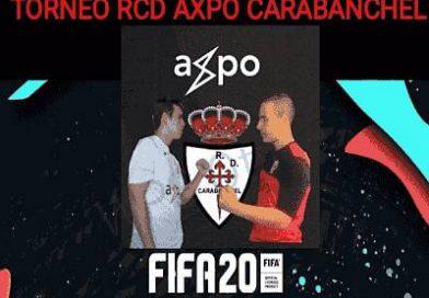 Torneo FIFA 20 RCD Axpo Carabanchel