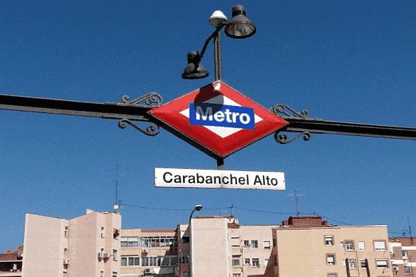 Metreroscovid19-carabanchel-alto