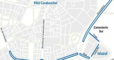 La avenida de la Peseta tendrá un futuro carril bus de 3,3 kilómetros
