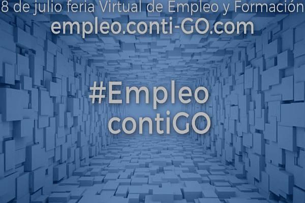 Empleo contiGO: feria virtual de trabajo y formación, de la ...