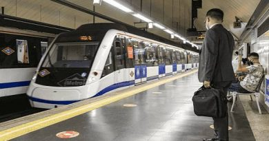 Inspección de trabajo da la razón a los maquinistas de Metro y prueba que están expuestos al amianto