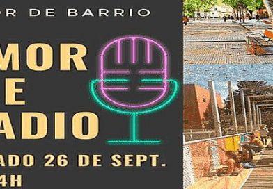 Una iniciativa radial que pretende dar voz a la vecindad de San Isidro