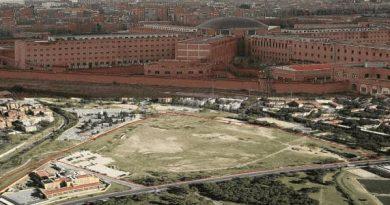Estado y Pryconsa llegan a un acuerdo: Edificarán viviendas y un hospital público en la antigua cárcel de Carabanchel