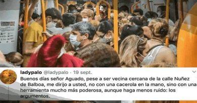 La carta de una vecina del barrio de Salamanca a Aguado: «Mis trabajadores esperaban ayuda sanitaria y recibieron confinamiento»
